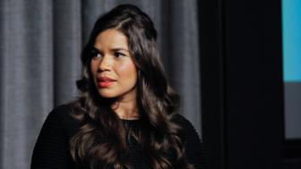 LOS ANGELES, CA - JUNE 01:  America Ferrera attends the SAG-AFTRA Foundation Conversations with 'Superstore' at SAG-AFTRA Foundation on June 1, 2016 in Los Angeles, California.  (Photo by Tibrina Hobson/Getty Images)