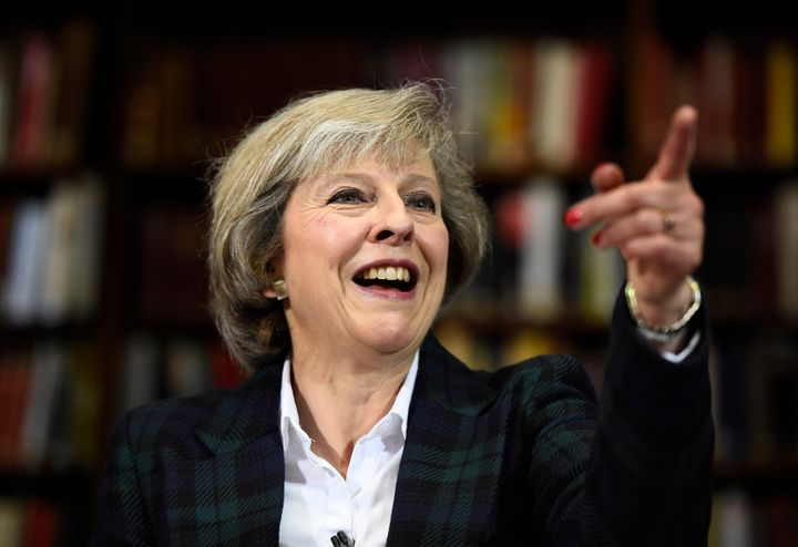 Home Secretary Theresa May backed the prime minister's campaign to stay in the EU, but largely kept out of the nastier parts
