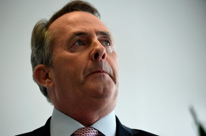 "Liam Fox is on the right of the Conservative party and also backed ""leave."""