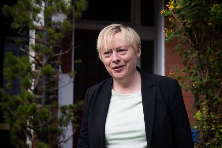 Angela Eagle resigned from Jeremy Corbyn's shadow cabinet earlier this week.