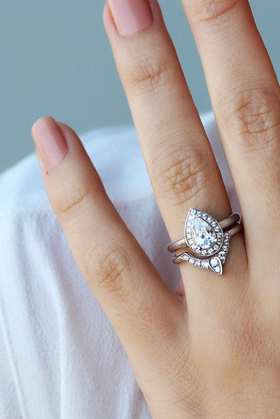 17 Eye Catching Engagement Rings We Could Look At All Day Long