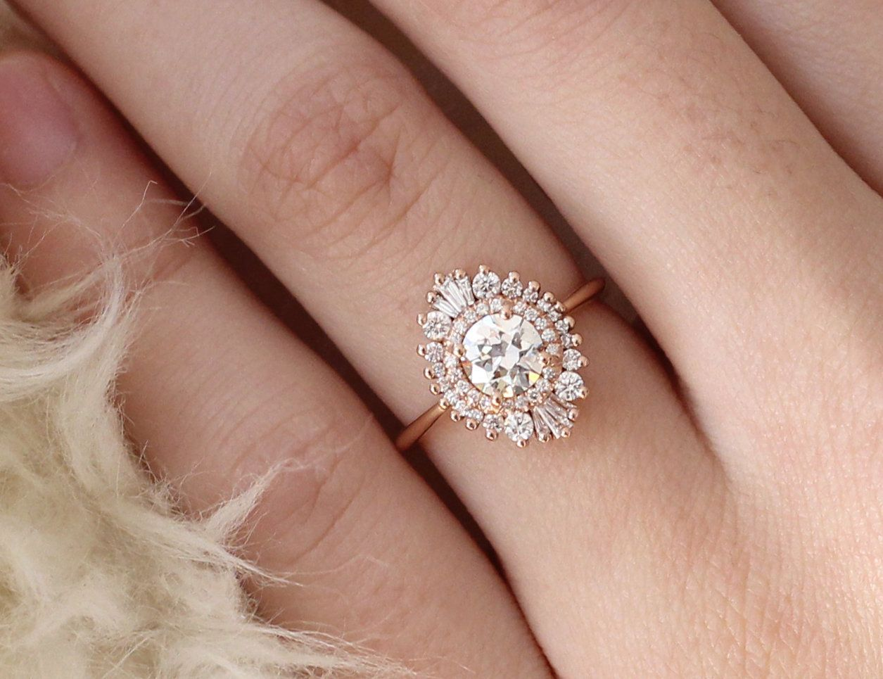 17 EyeCatching Engagement Rings We Could Look At All Day Long
