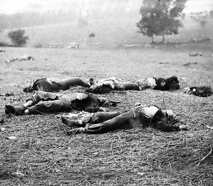 The horrors of Gettysburg still remain today. Thousands visit the site annually in search of ghosts.