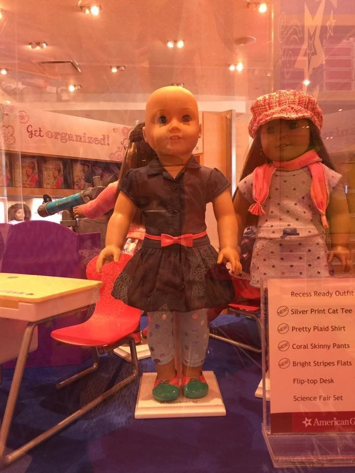 """""""We are different. Toys should be different too,"""" Mia's mom told HuffPost."""