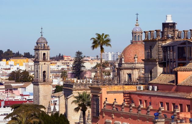 The driver and gardenerworked for the local government in Jerez de la Frontera, southern