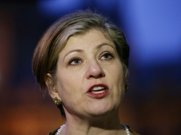 Emily Thornberry Apologises To Israeli Ambassador After Jeremy Corbyn Accused Of Comparing Israel To