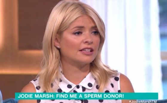 Holly Willoughby Would Have Opted For Sperm Donation If She Hadn't Met Her Husband Dan