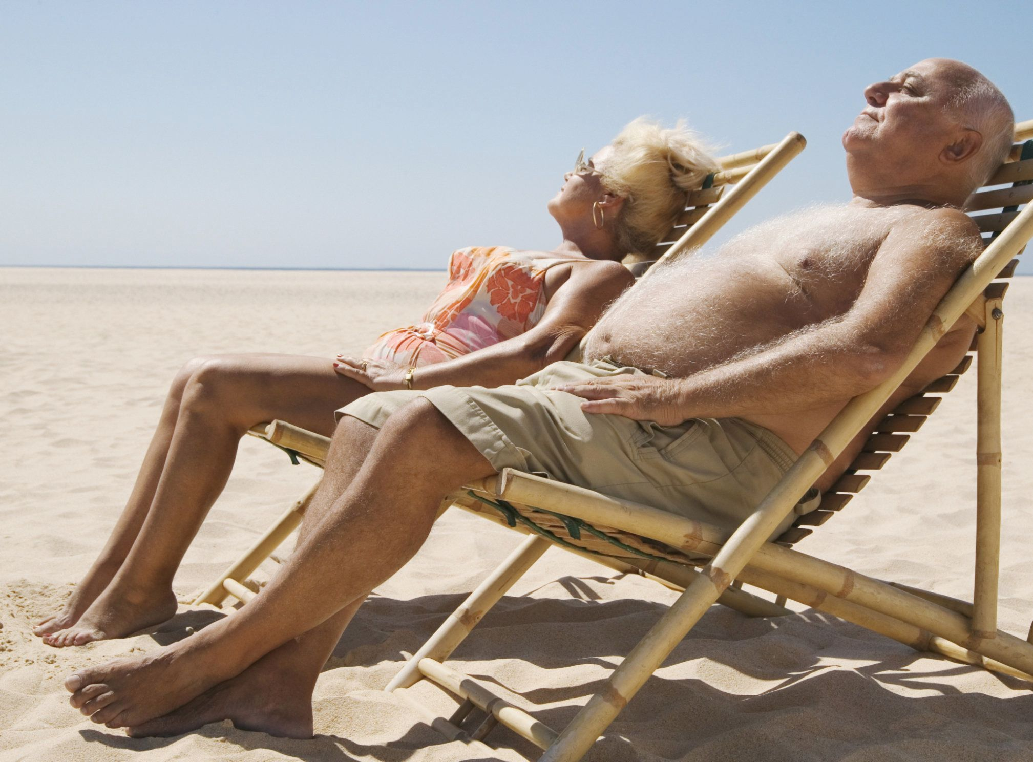 Skin Cancer Cases Soaring Among 'Sun, Sea and Sangria' Generation Of Over 55s, Charity