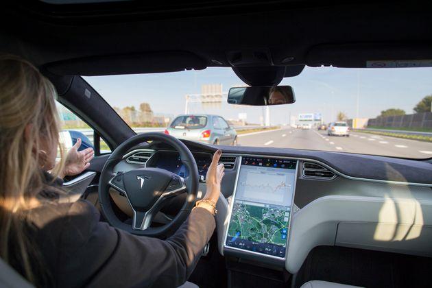 Fatal Tesla Model S Crash Leads To Questions About The Car's Driverless 'Autopilot'