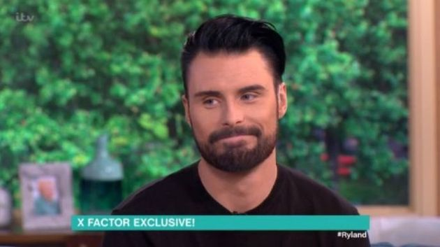 Rylan Clark-Neal made a big announcement on 'This