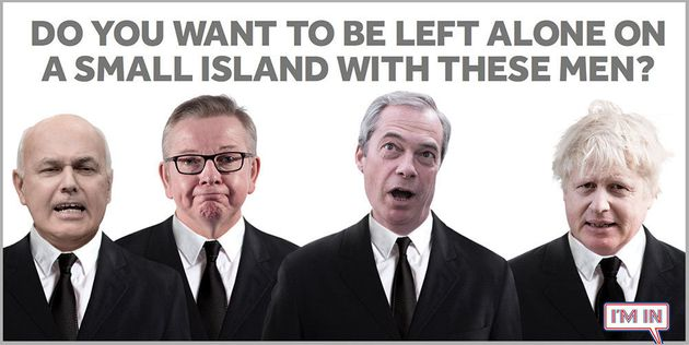 Rejected Remain Campaign Posters Revealed Post