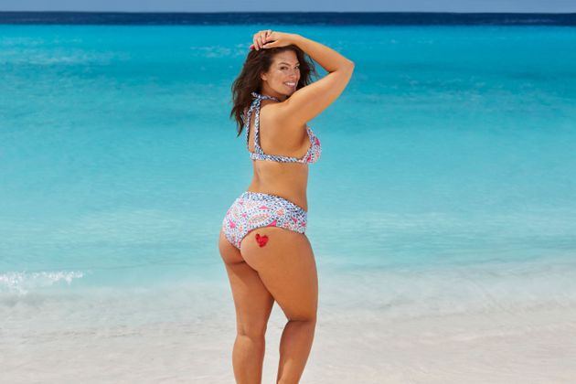 These Sexy Swimsuit Ads Prove 'Thigh Gap' Is Not A Thing ...