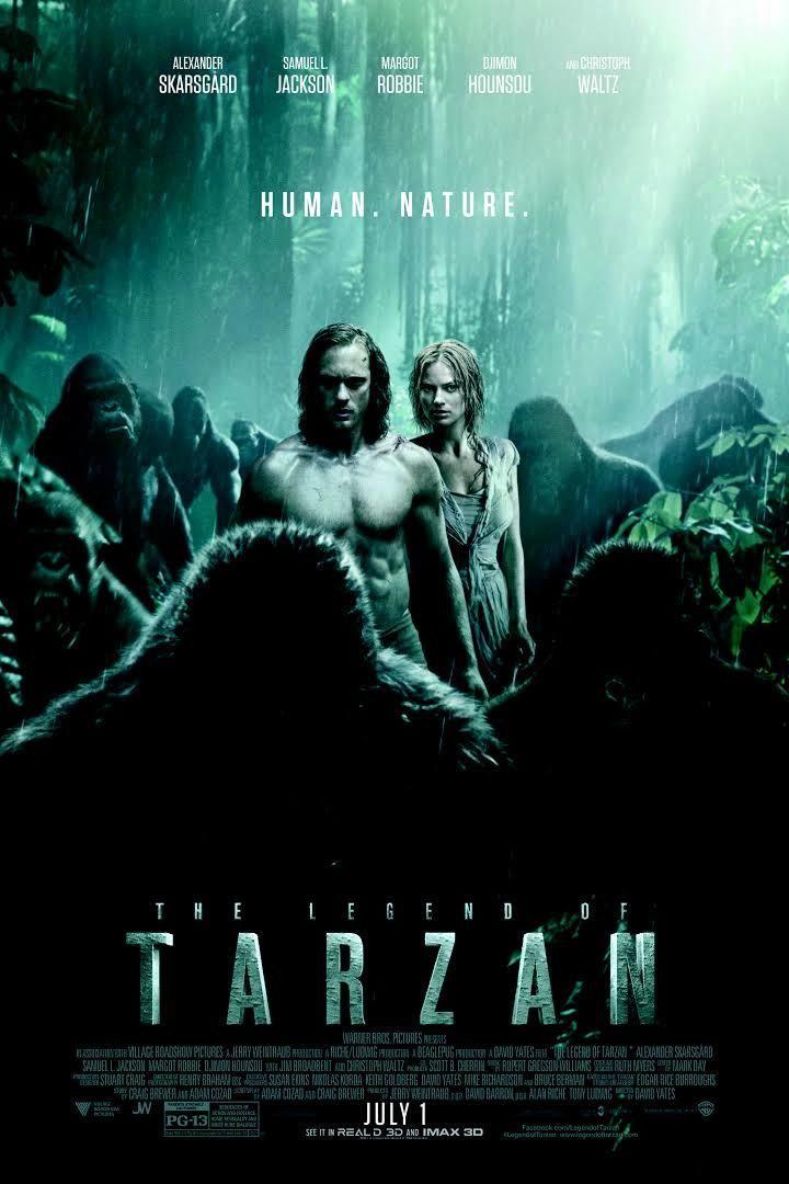 <i>The Legend of Tarzan</i> (2016)