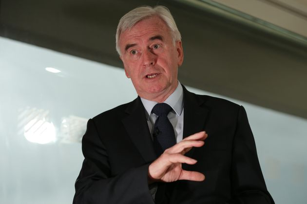 Shadow chancellor John McDonnell welcomed the decision to drop the