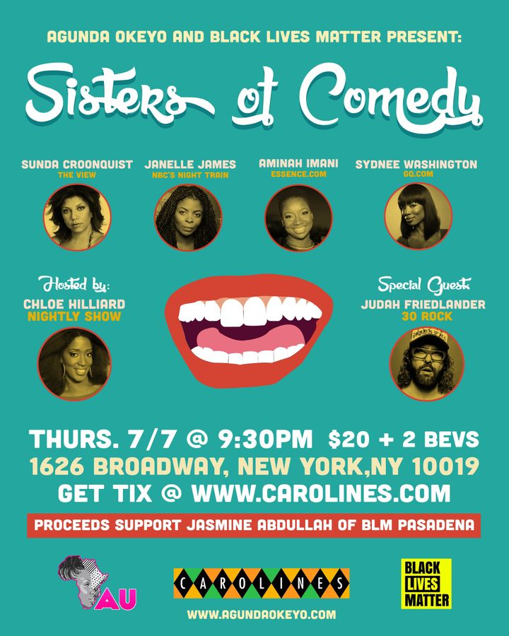 """Tickets for the show can be purchased at <a href=""""http://www.carolines.com"""" target=""""_blank"""">Carolines.com.</a>"""