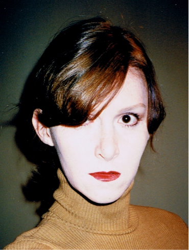 Andrea James in 1998.
