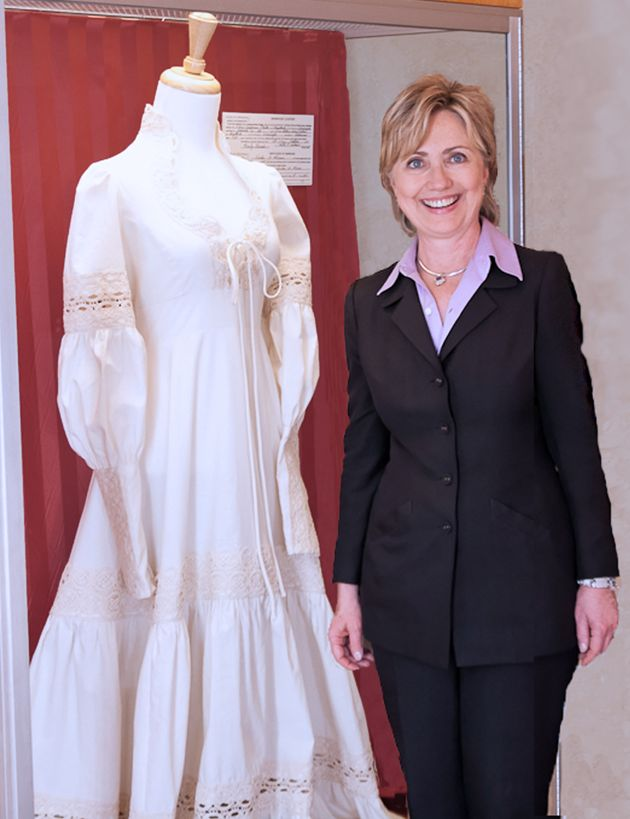 Here's How Hillary Clinton's Wedding Compares To Donald ...