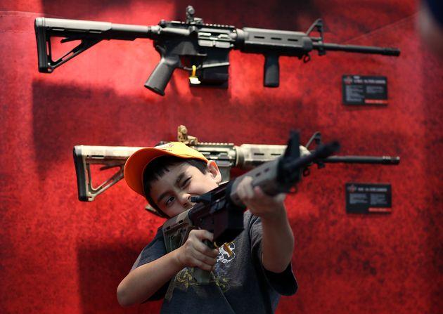 California gun restrictions