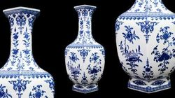 Vase Used As A Doorstop For Years Fetches Eye-Popping Price At