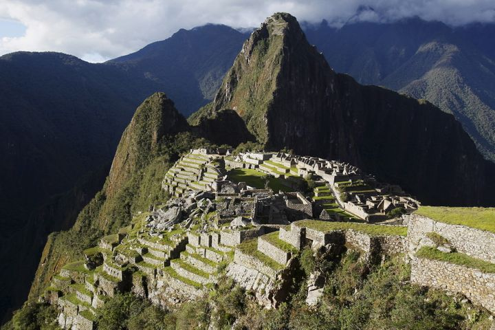 A German tourist reportedly fell to his death Wednesday while trying to take a photo of himself on top of Machu Picchu near C