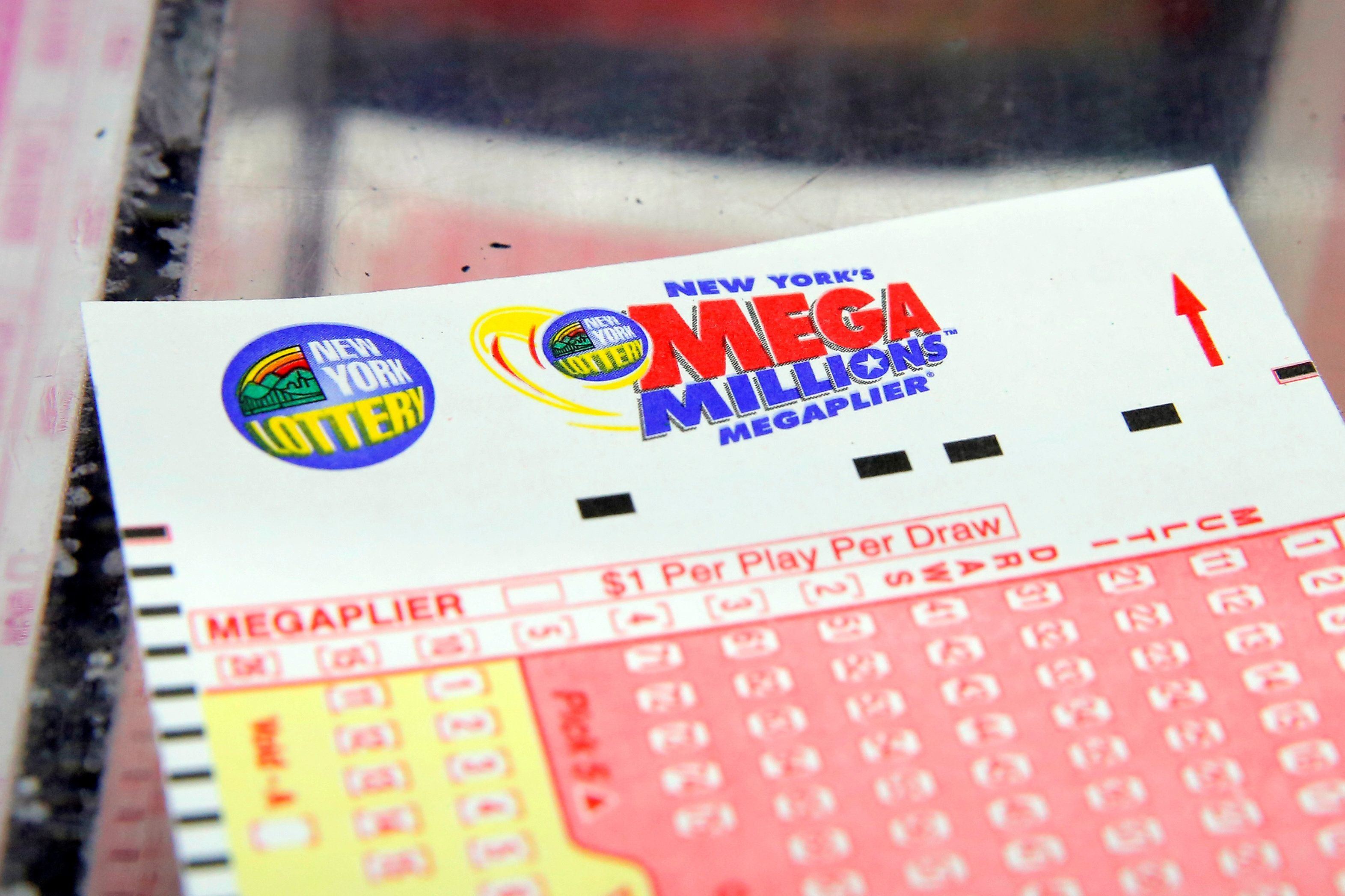 The Mega Millions lottery game failed to produce a winning ticket Friday, bringing the jackpot to $449 million.