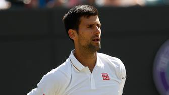 Britain Tennis - Wimbledon - All England Lawn Tennis & Croquet Club, Wimbledon, England - 2/7/16 Serbia's Novak Djokovic during his match against USA's Sam Querrey  REUTERS/Paul Childs