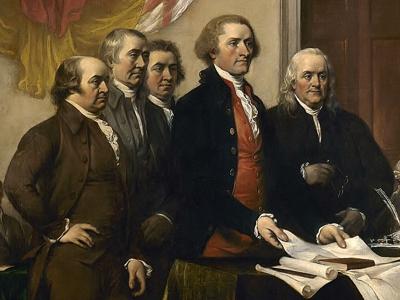What would they think of our government today?