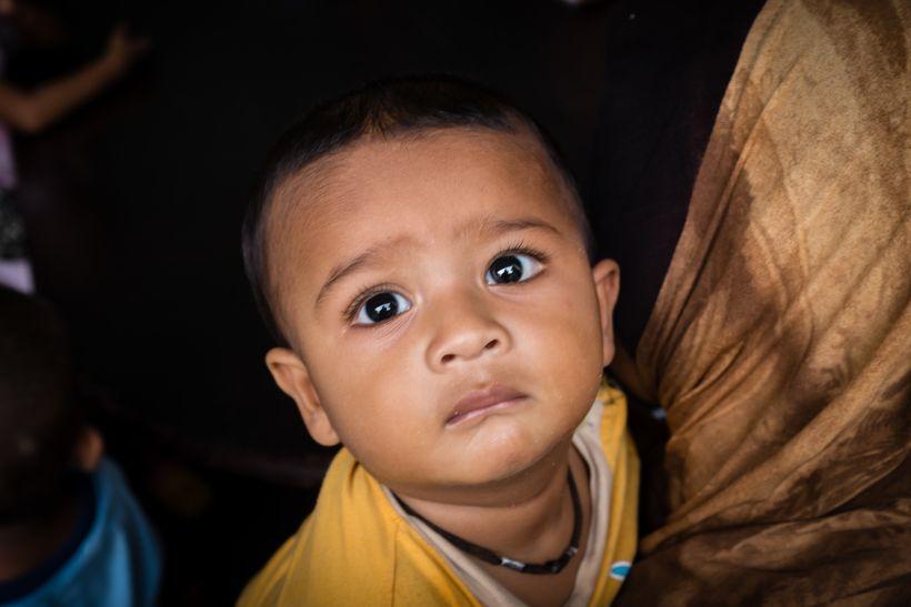 Will his Rohignya generation live in peace?