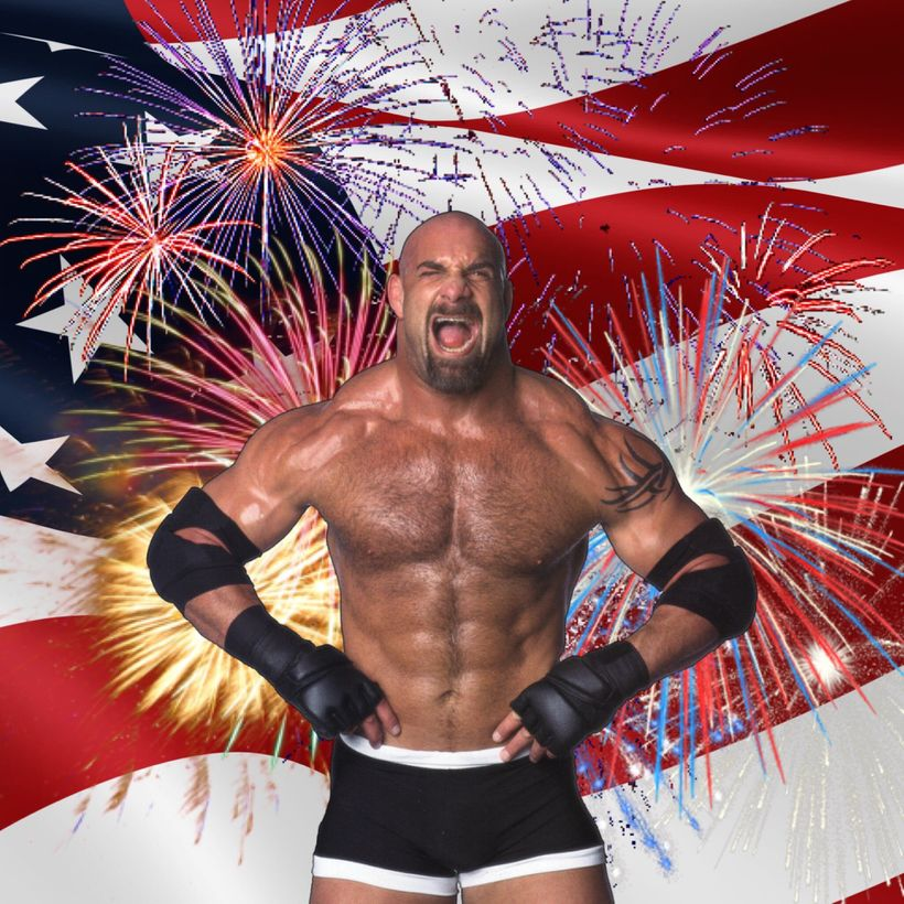 Happy 4th of July from Bill Goldberg and Jackhammer Entertainment