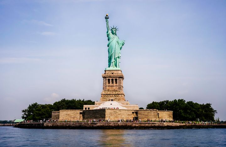 Is Lady Liberty actually a man? One historian believes sculptor Frédéric Auguste Bartholdi used his brother as