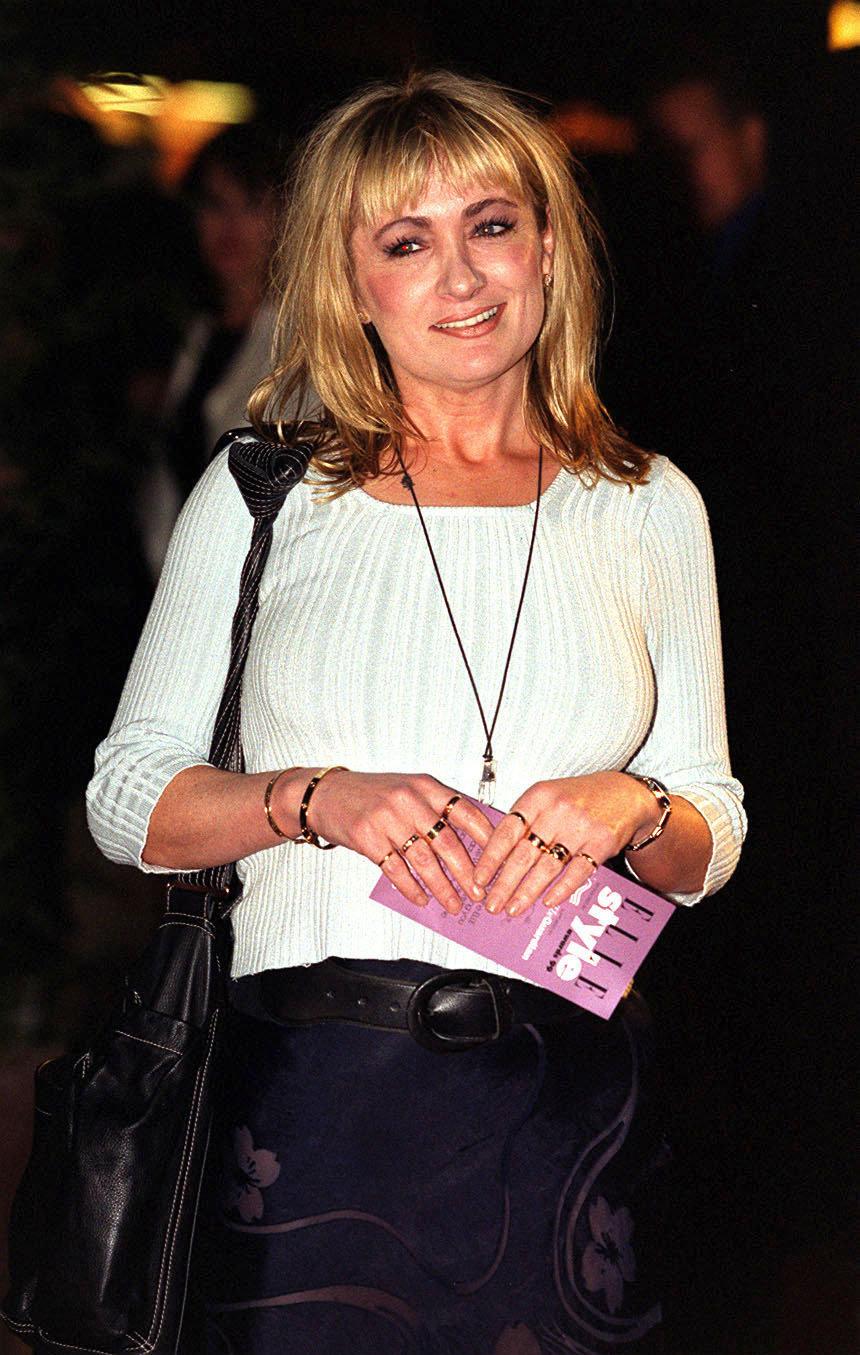 Caroline Aherne died on Saturday, aged