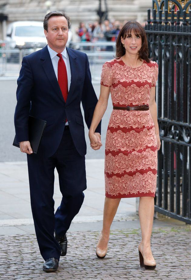 Samantha Cameron Is Launching A Fashion