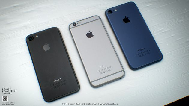 iPhone 7: No Headphone Jack, Release Date, New Colours, Features And