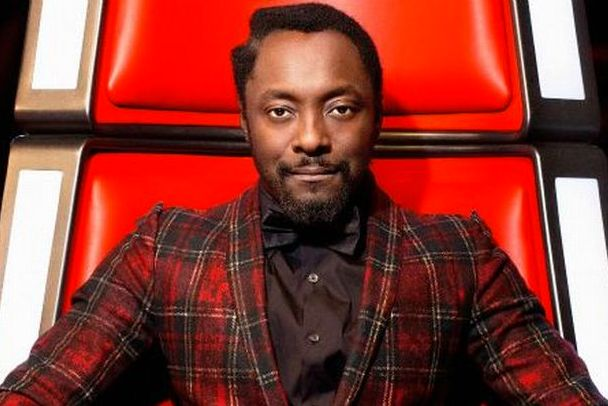 Will.i.am will be travelling with 'The Voice' to