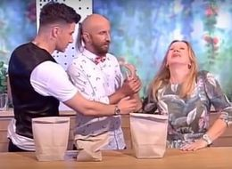 This Magician's Trick Going Horribly Wrong On Live TV Is Not For The Squeamish