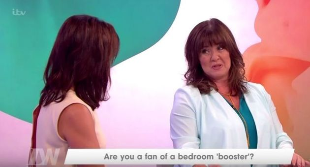 Coleen Nolan stunned her co-stars with her sex toy