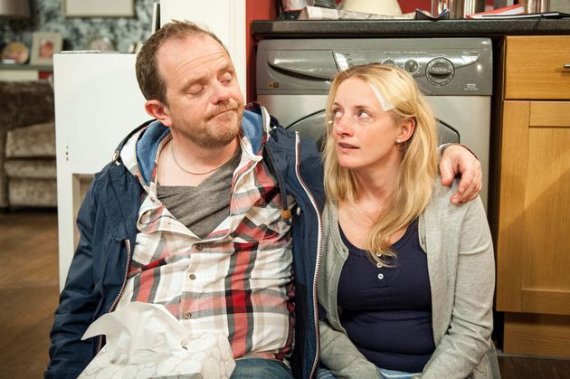 Emmerdale spoilers nicola king actress discusses paralysis