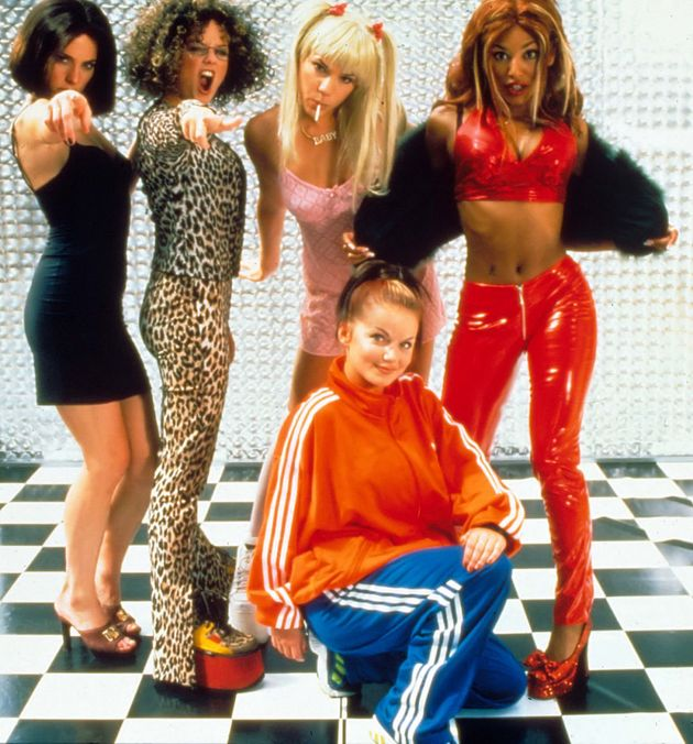 10 Times The Spice Girls Were More Ridiculous Than Life