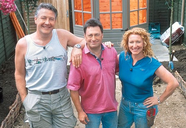 'Ground Force' made stars of Tommy Walsh, Alan Titchmarsh and Charlie