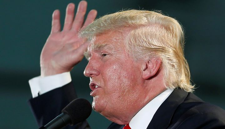 Donald Trump has received an outpouring of support from white supremacists.