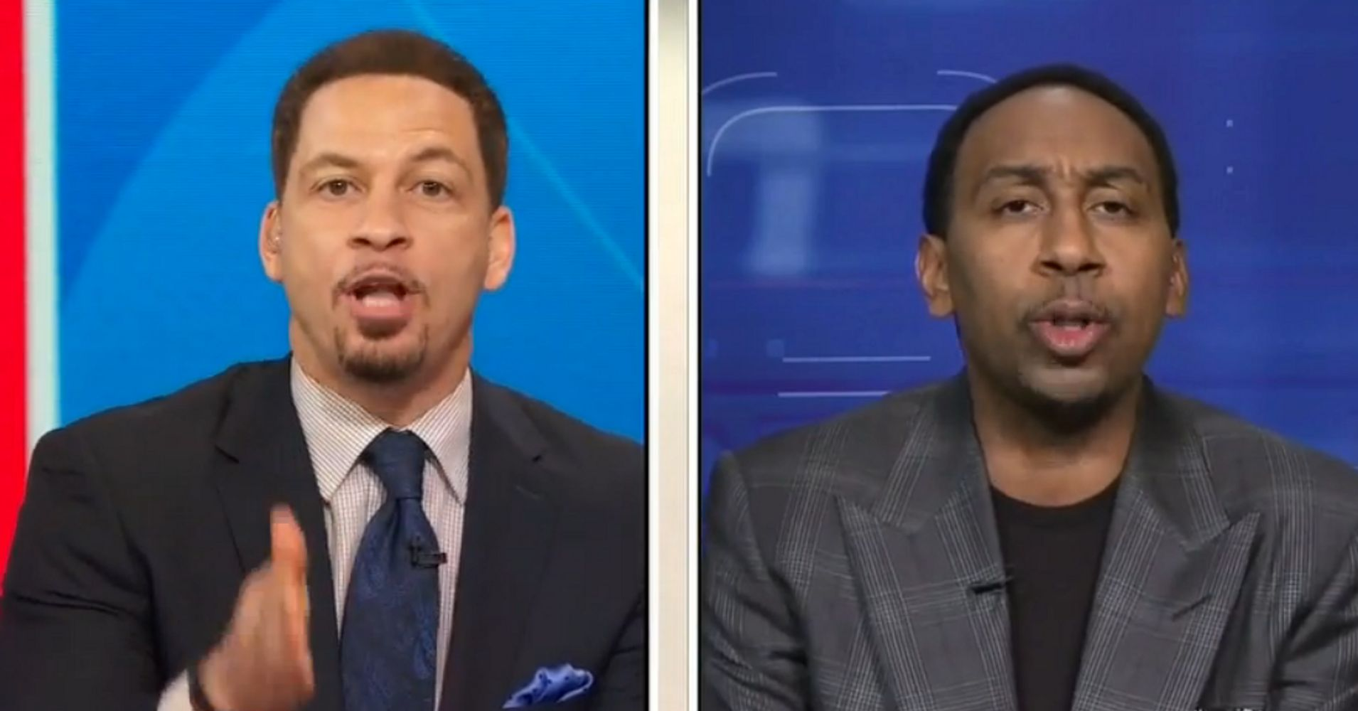 46043d258e6 Stephen A. Smith Had An On-Air Temper Tantrum Over Kevin Durant Leaving OKC