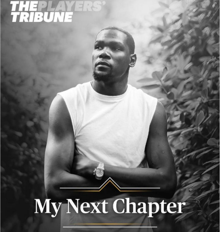 Kevin Durant announced his decision to sign with the Golden State Warriors on July 4th, 2016.