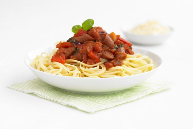 Pasta Can Actually Help You Lose Weight, Study