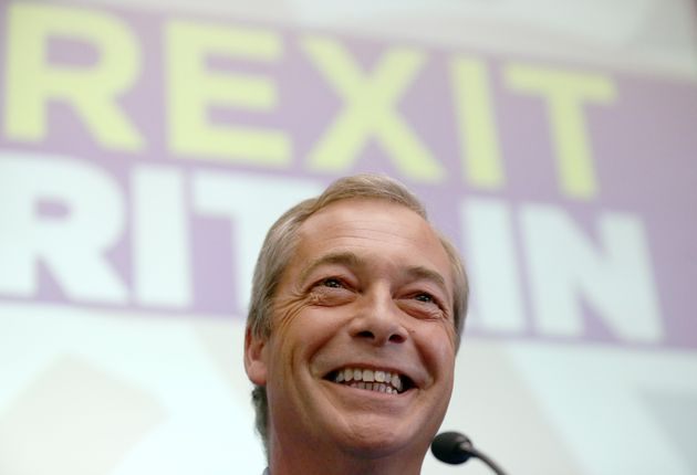 Nigel Farage resigned as Ukip leader on Monday saying he wanted his 'life