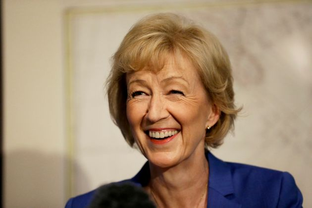 Andrea Leadsom, launches her campaign in