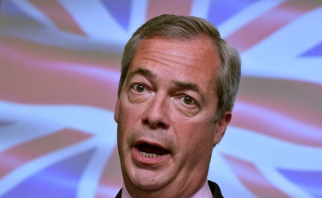 Nigel Farage 'hasn't just left', insists former Ukip MEP and flatmate Godfrey