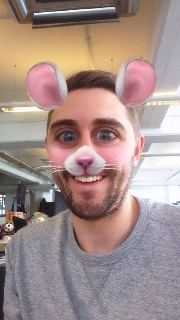What Your Snapchat Filter Really Says About