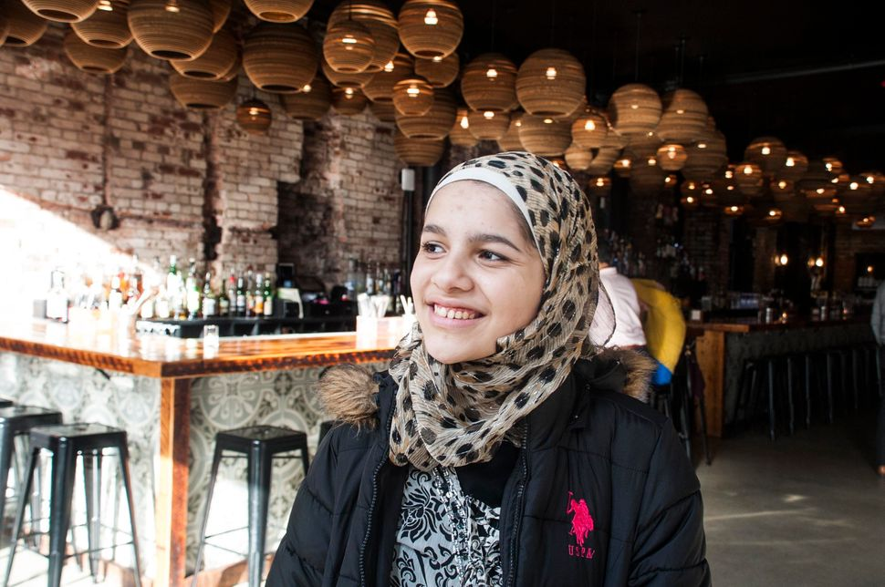 Nabiha Darbi has written a poem about returning to Syria when the war is over. She greatly misses her home country.