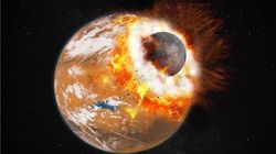 Scientists Think They Can Finally Explain Where Mars' Two Moons Came
