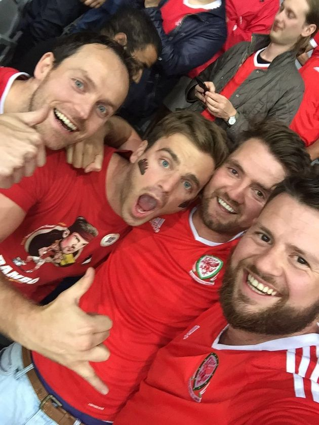 Wales Vs Portugal Sees Welsh Fan Allowed To Stay By Boss After Getting 1,000